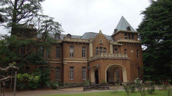 旧前田家本邸の外観