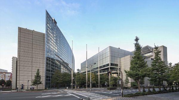 東京国際フォーラム全景