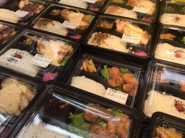 「ヤマヨ十和田店」の弁当