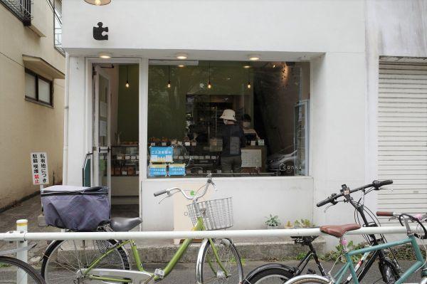 経堂にあるパン屋「onkä」