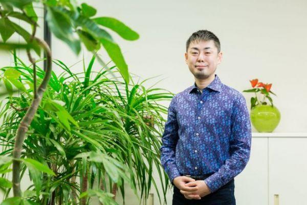 ウェブライダー代表・松尾茂起さん。著作に、『沈黙のWebマーケティング』『沈黙のWebライティング』(MdN)などがある=栃久保誠撮影