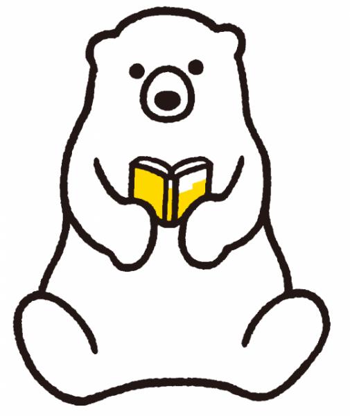 講談社文庫の新キャラクター「よむーく」