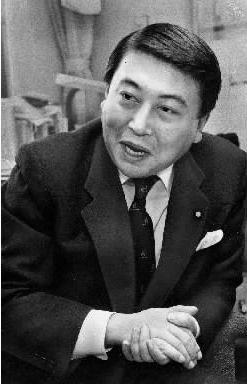 当選2回、40歳のころの大島理森さん=1986年