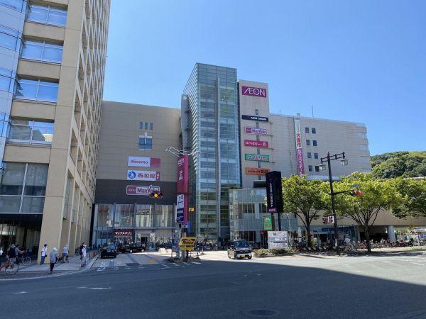 広島段原ショッピングセンター。かつての広島サティ