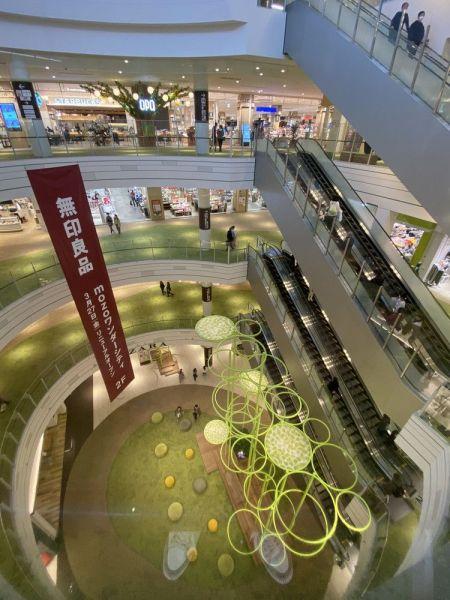 東海地方最大級のイオン「Mozoワンダーシティ」。「専門店が4階層まであるイオンモールはなかなかないので圧巻!」(イオえもんさん)