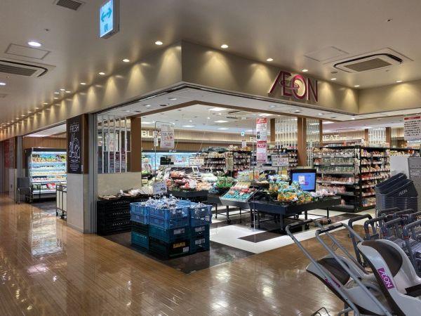 イオン甲府ココリ店。中心市街地活性化に寄与すべく開業した都市型店舗だったが、2020年に閉店した
