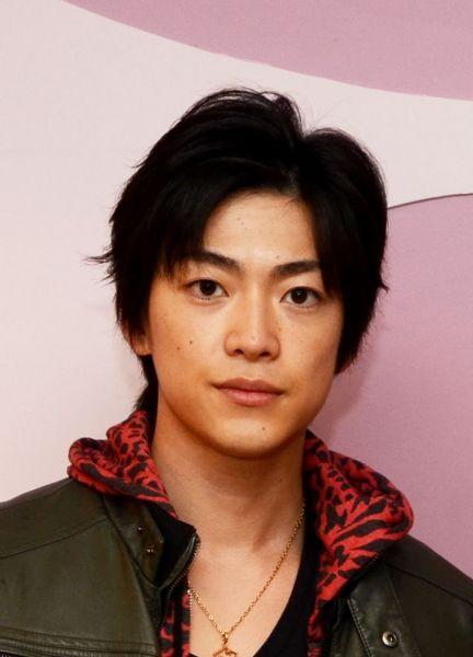大東駿介さん=2011年12月8日