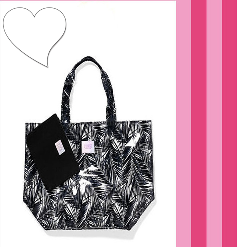 国内即日発送!Victoria's Secret/PINK Beach Bag