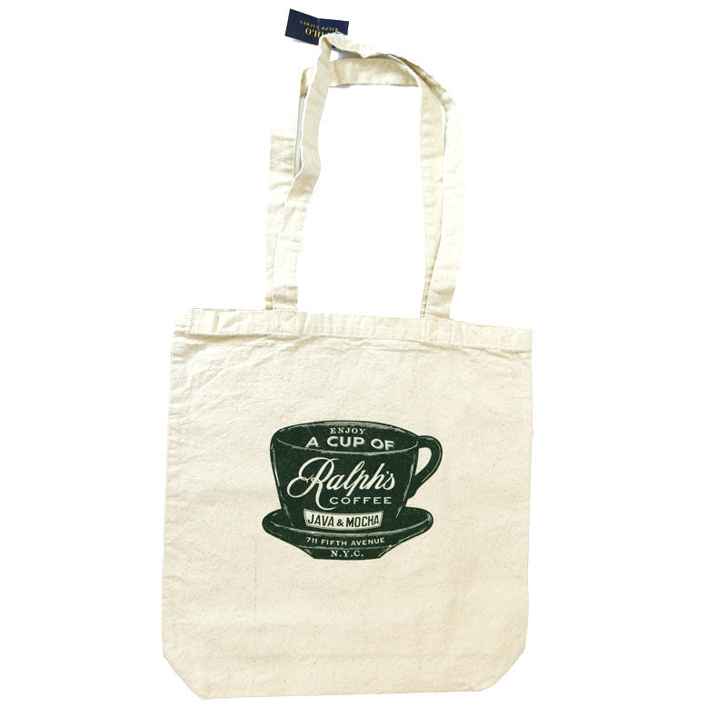 RALPH'S COFFEE / TOTE BAG