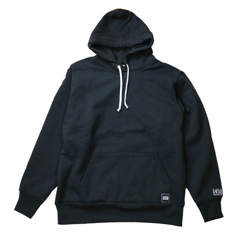 145th Street NY / CAMBER THERMAL HOODIE [BLACK]