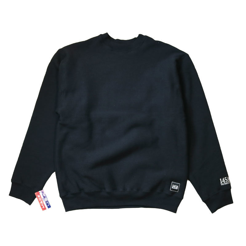 145th Street NY / CAMBER THERMAL SWEAT [BLACK]