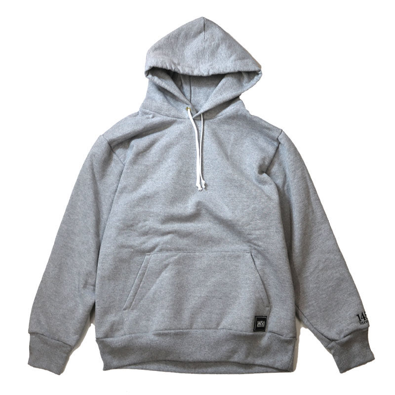 145th Street NY / CAMBER THERMAL HOODIE [GRAY]