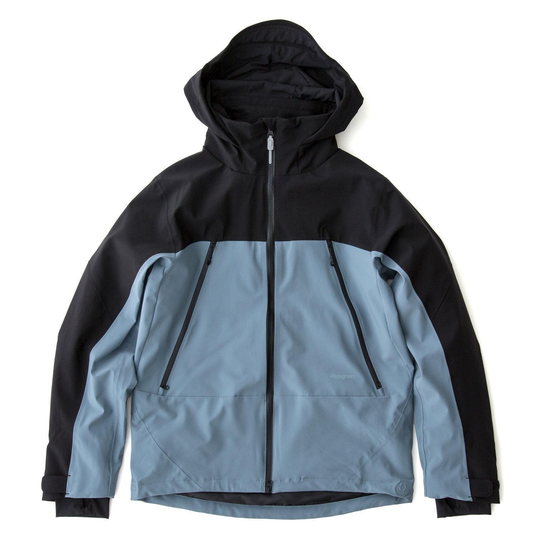 Peak Jacket  - Fog Blue
