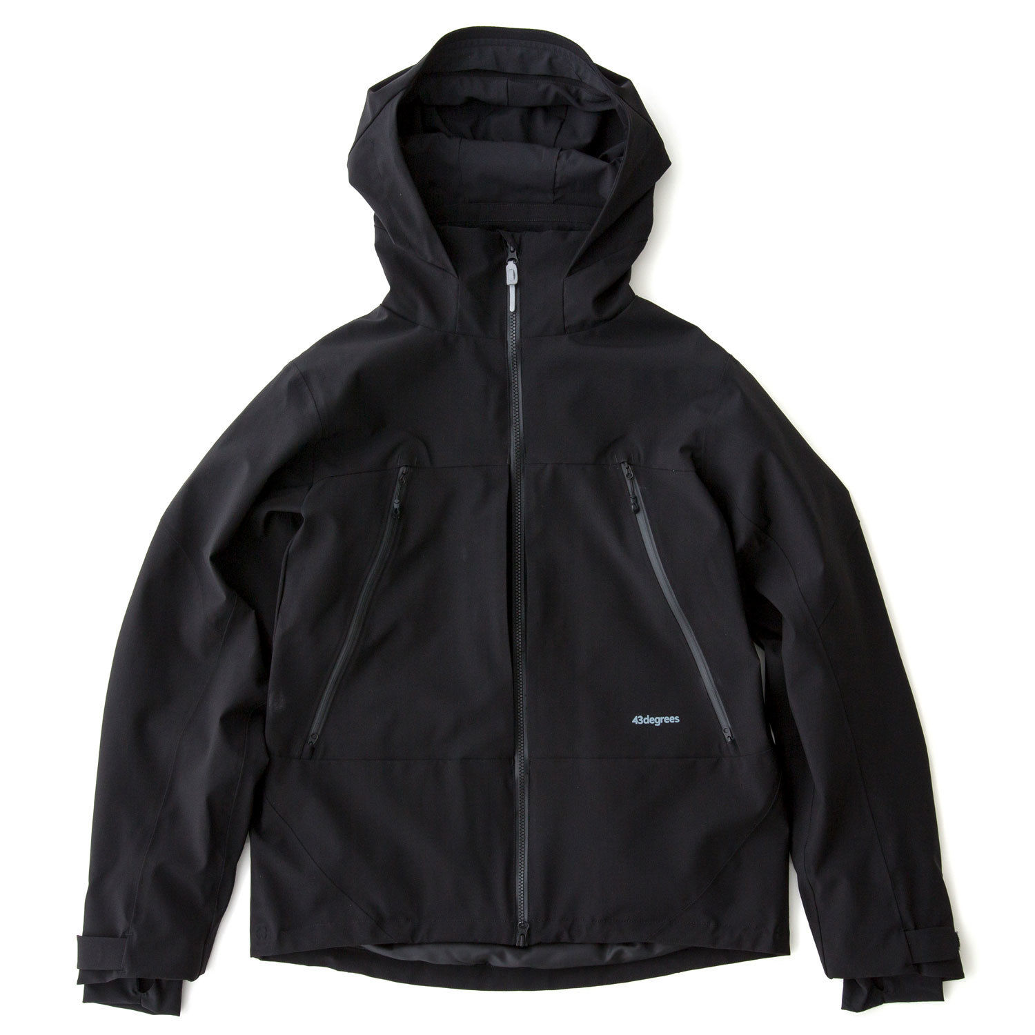 Peak Jacket  - Black