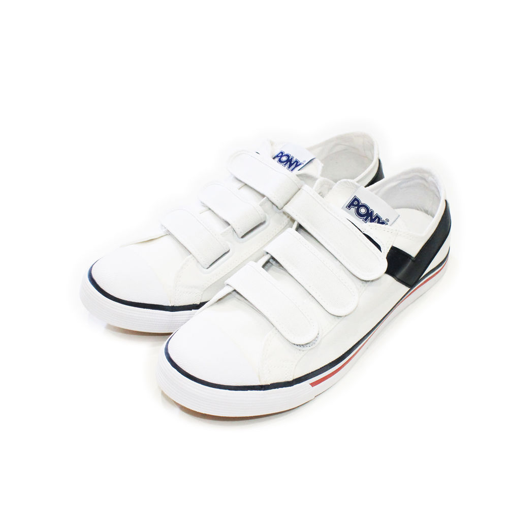 PONY / Low - cut sneaker with strap