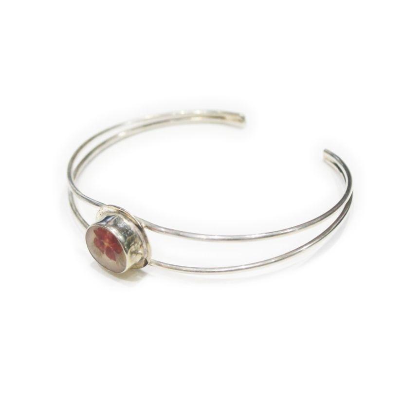 niche. argentina / Flower extrafine bracelet