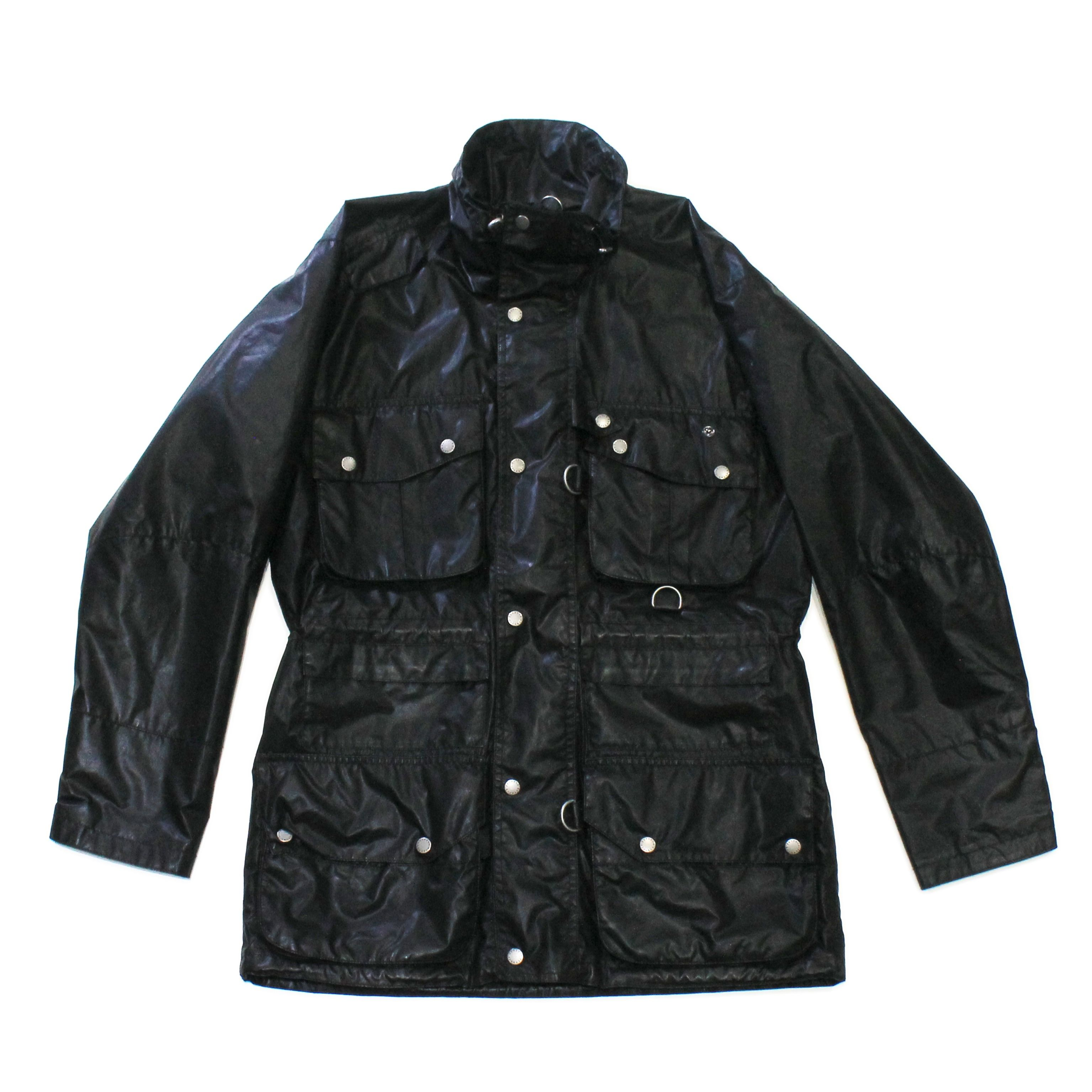 Barbour W/P Nylon Jacket  from family style