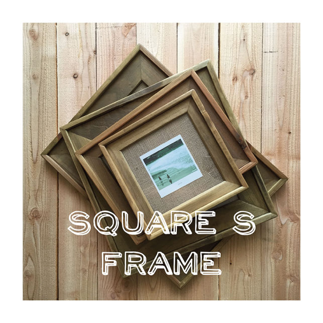 Drift Frame【 SQ_S / GOLDEN OAK 】