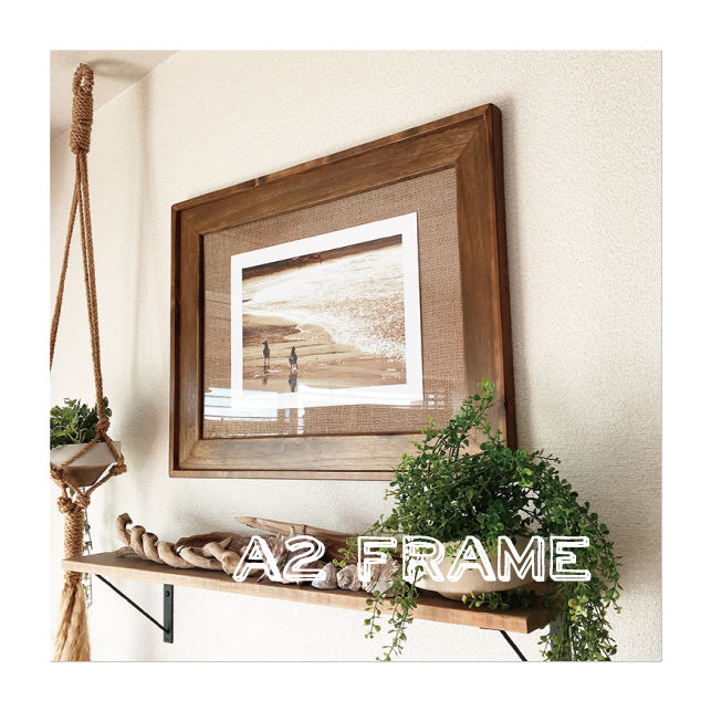 Drift Frame【 A2 / GOLDEN OAK 】