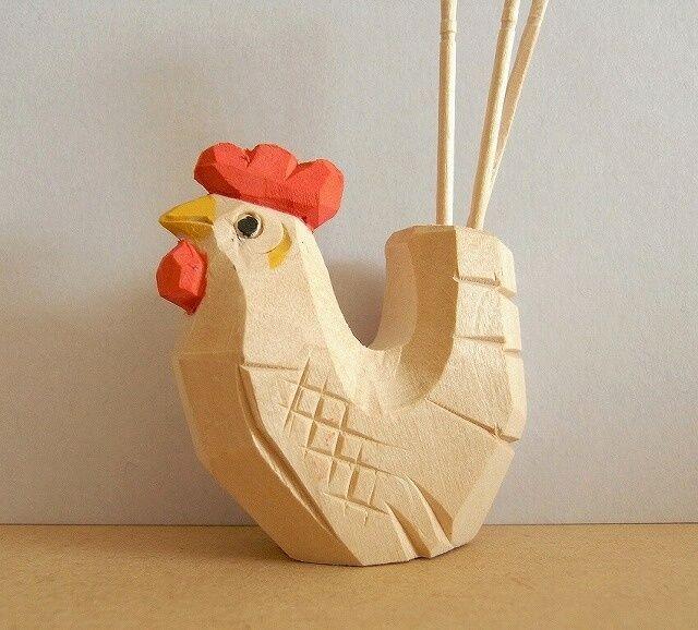 長野県農民美術 干支シリーズ にわとり