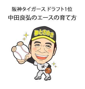 野球力DVD 元阪神タイガースドラフト1位 中田良弘 エースの育て方