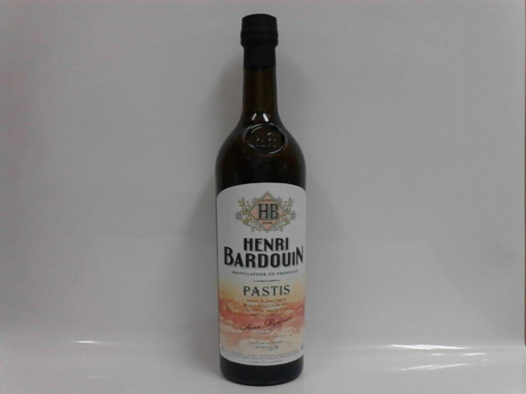 パスティス アンリ・バルドュアン Pastis Henri Bardouin 45% 700ml