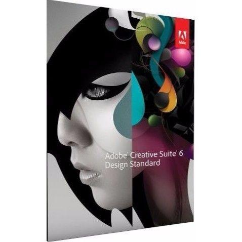 Adobe Creative Suite 6 Design Standard Macintosh版