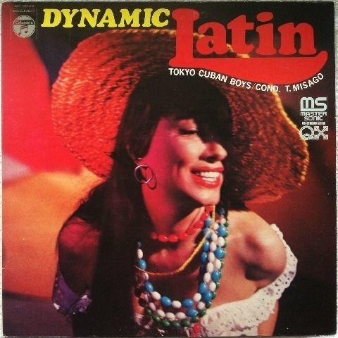 T. Misago & Tokyo Cuban Boys (見砂直照と東京キューバン・ボーイズ ) - Dynamic Latin
