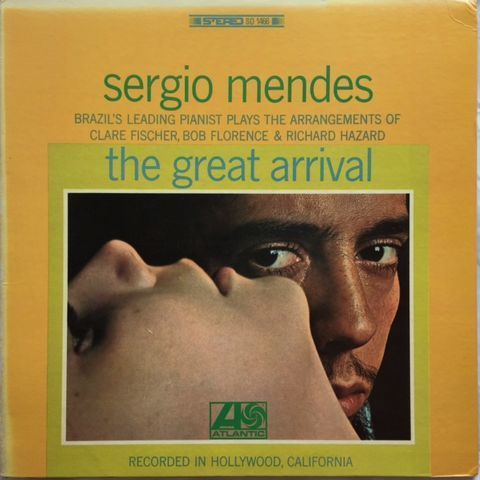 S?rgio Mendes ?- Great Arrival