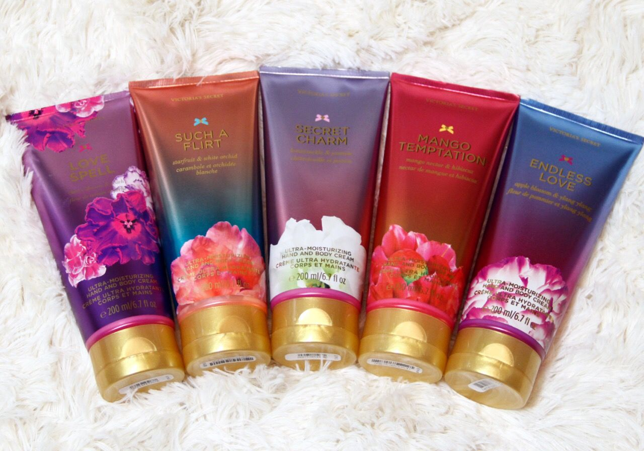 Body&Hand cream / Victoria's secret