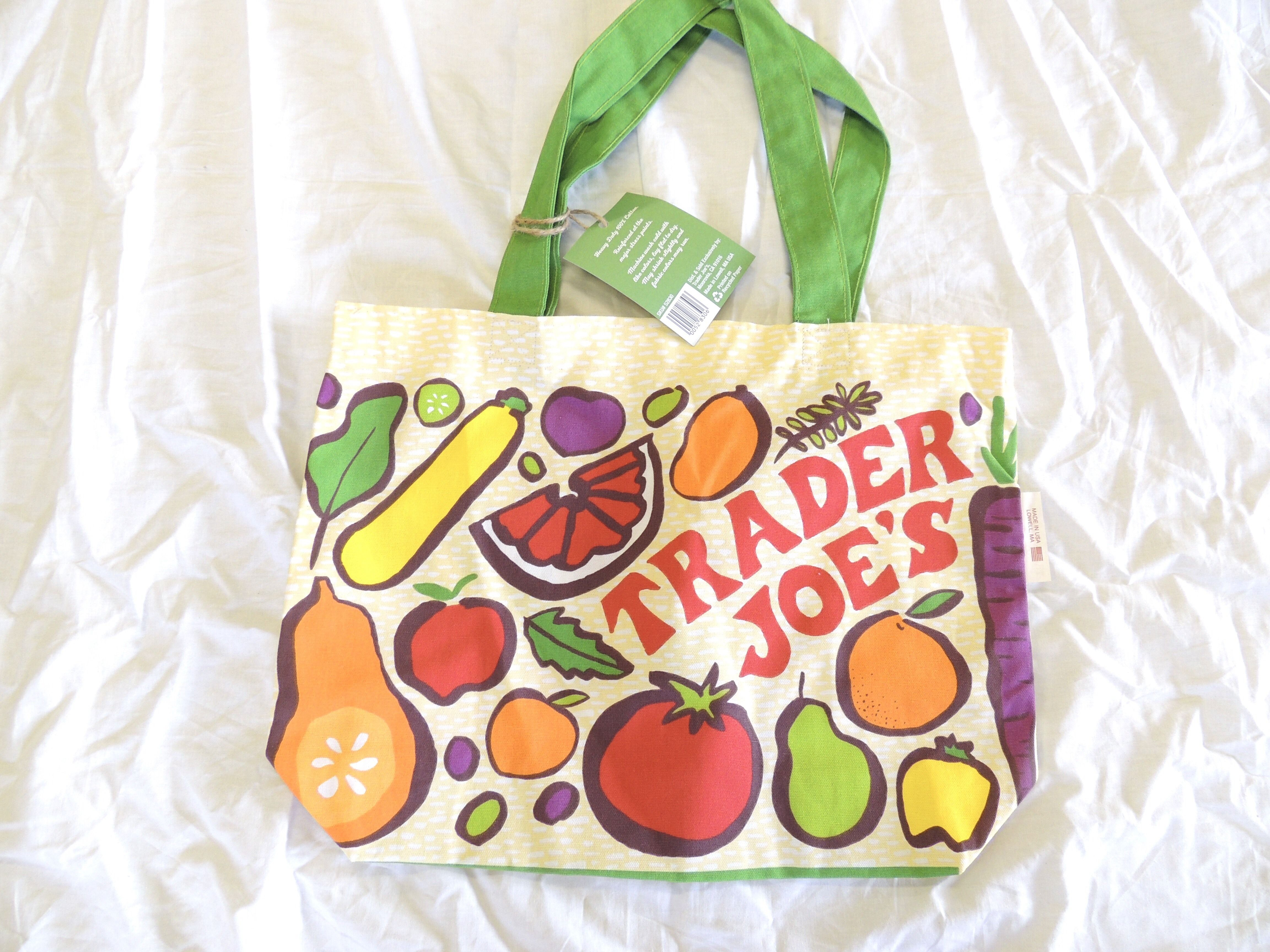 Eco bag  /  TraderJoe's