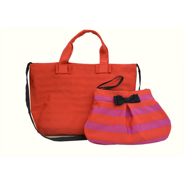 BAG&POECH SET(MOTHERS BAG )