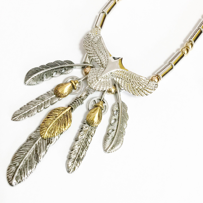 eagle necklace/1