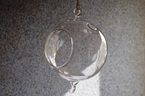 ガラスハンギングボール 大 単品