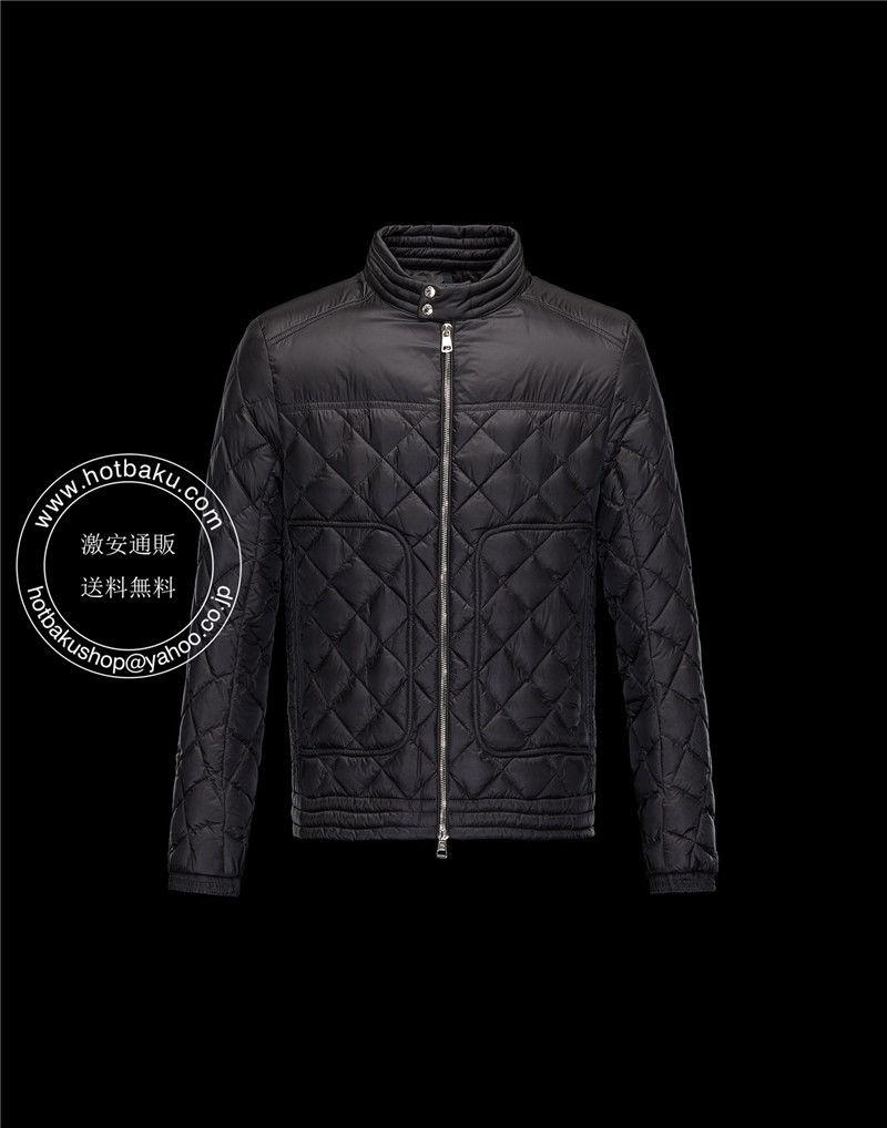 高品質 モンクレール ダウンジャケット MONCLER GEMOT モンクレール メンズ ブラック