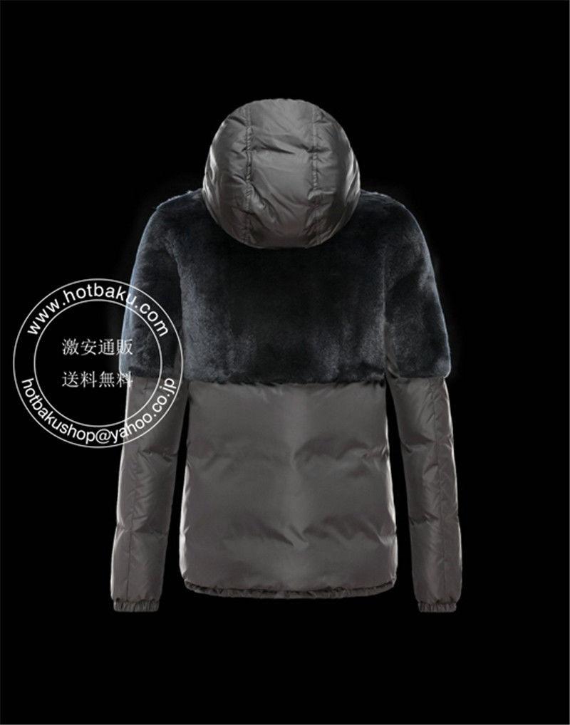 モンクレール ダウンジャケット MONCLER LIEUX モンクレール レディース ブラック