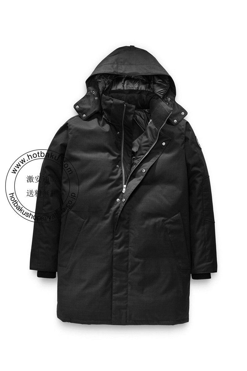カナダ グース ダウンコート Barrett Coat Black Label カナダ グース メンズ 商品番号:2569MP5P1