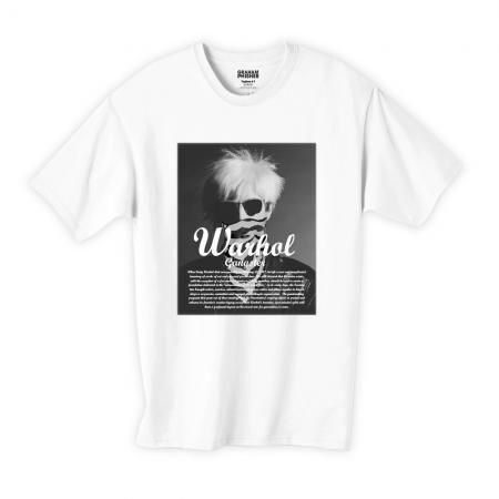 アンディ・ウォーホル ギャングバンダナデザインTシャツ
