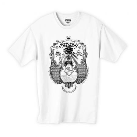 プロビデンスの目フリーメイソンTシャツ03