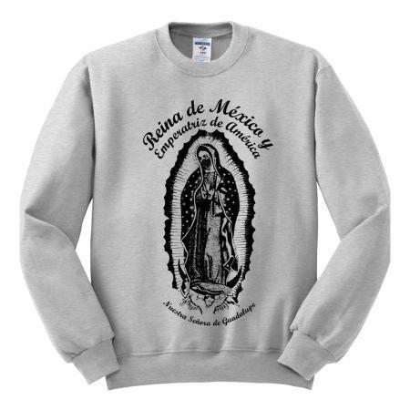 グアダルーペの聖母メキシコのマリアギャングバンダナスウェット・トレーナー