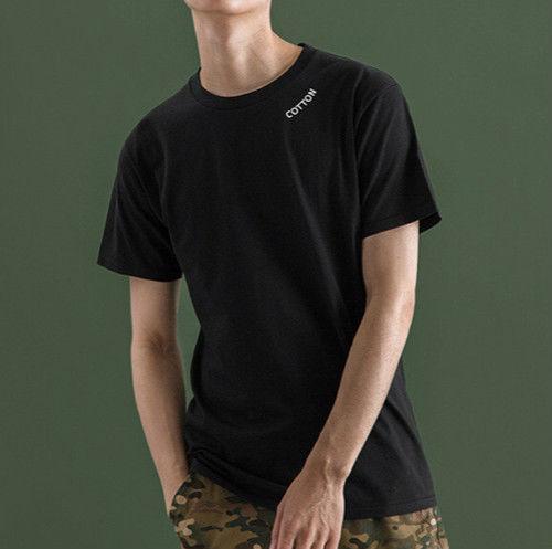 [GOOD]cottonデザインTシャツ 2カラー