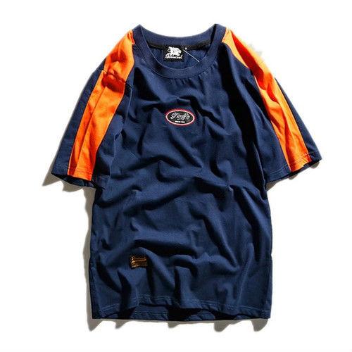 [TREND]ミドルデザインTシャツ 2カラー