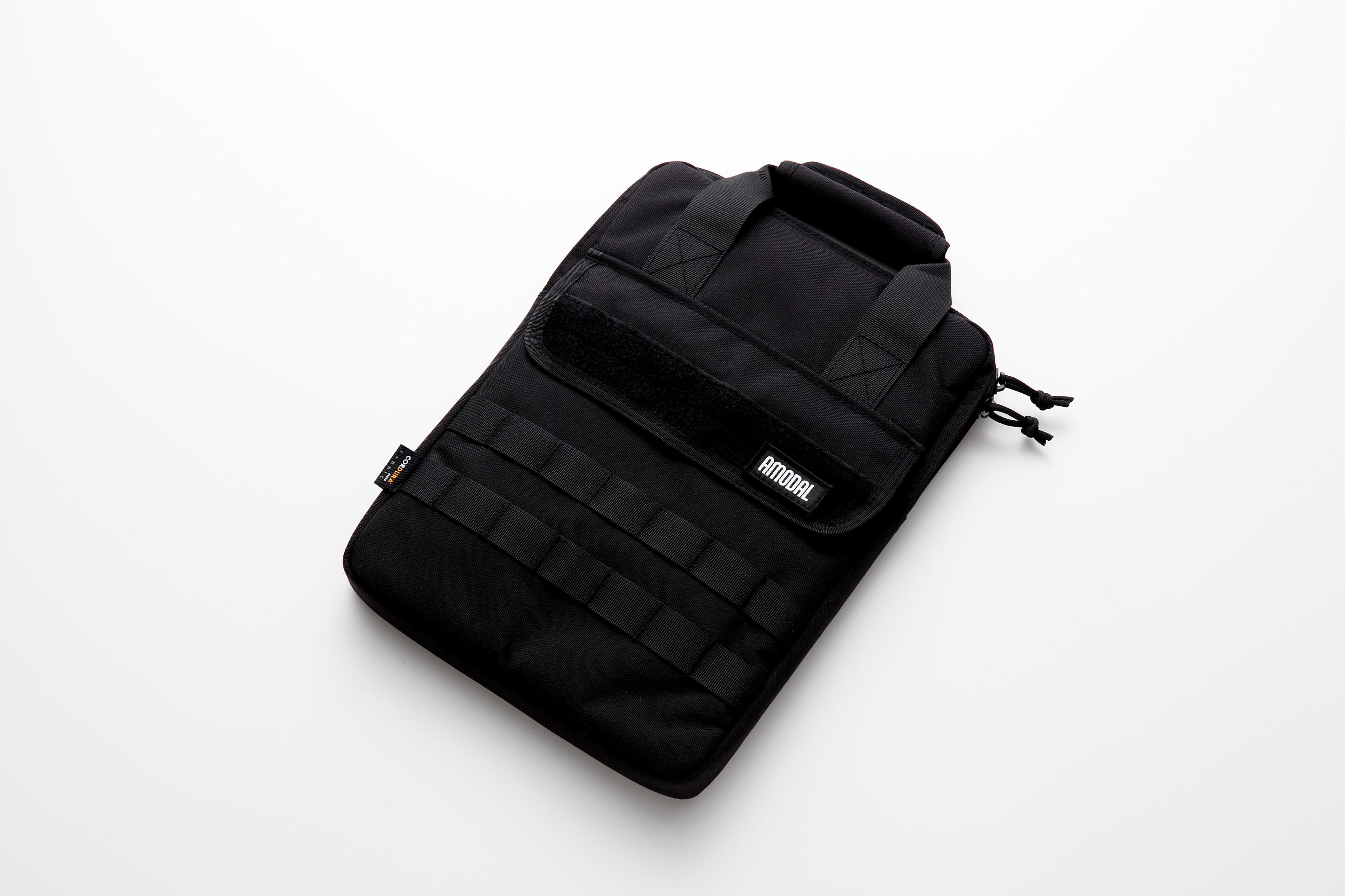 AMODAL MILBIZ PC BAG 13インチ (BLACK(黒))