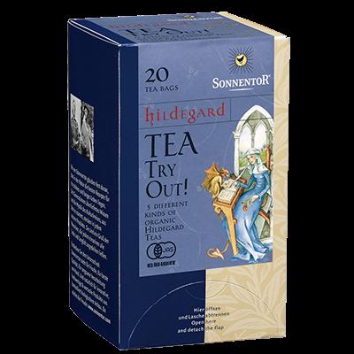 【SONNENTOR】ヒルデガルトのお茶 アソート