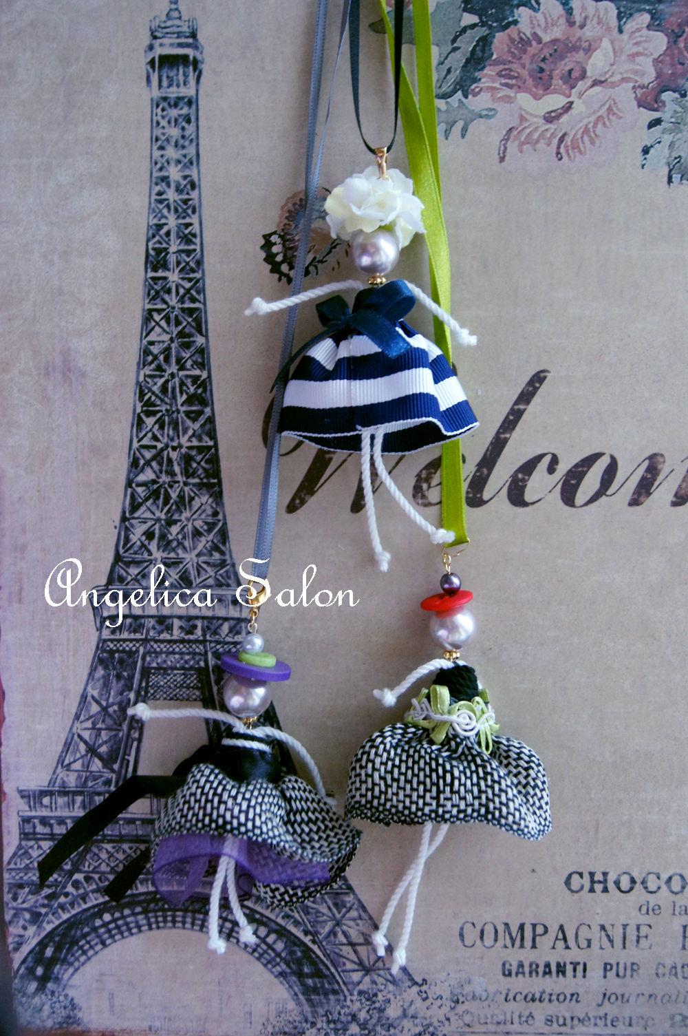angelicaオリジナルタッセル パリジェンヌ バレエの衣装に合わせて、お好きな衣装のオーダー無料!