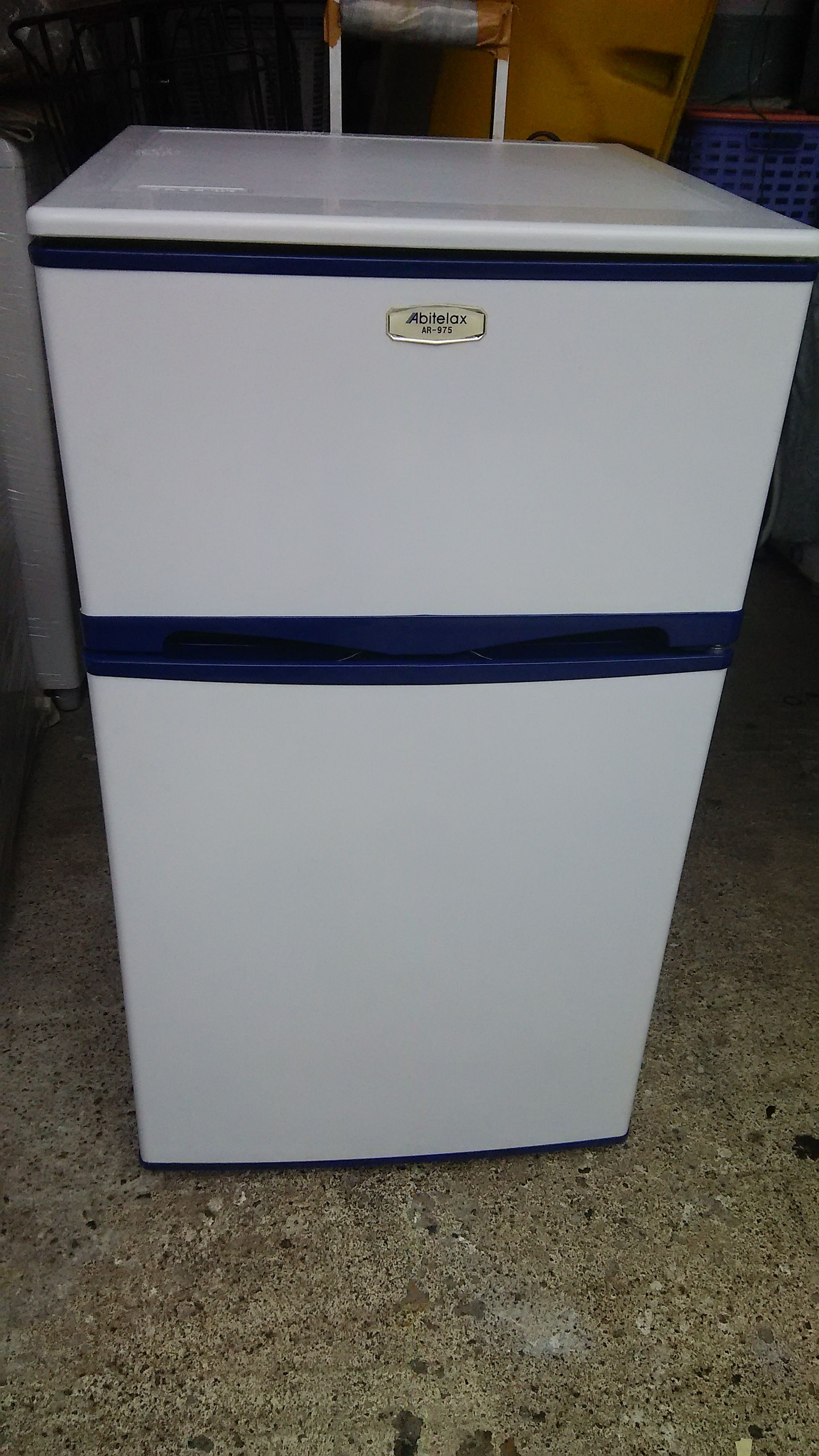 100リットル冷蔵庫