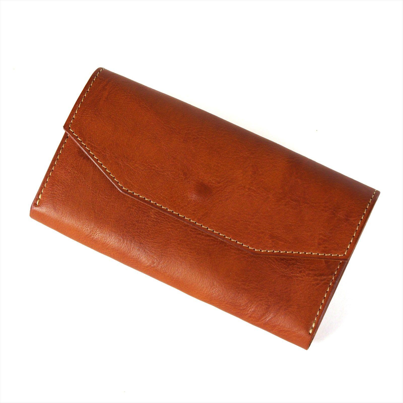 ANNAK ギャルソン型長財布 ベージュ AK14TA-B0039
