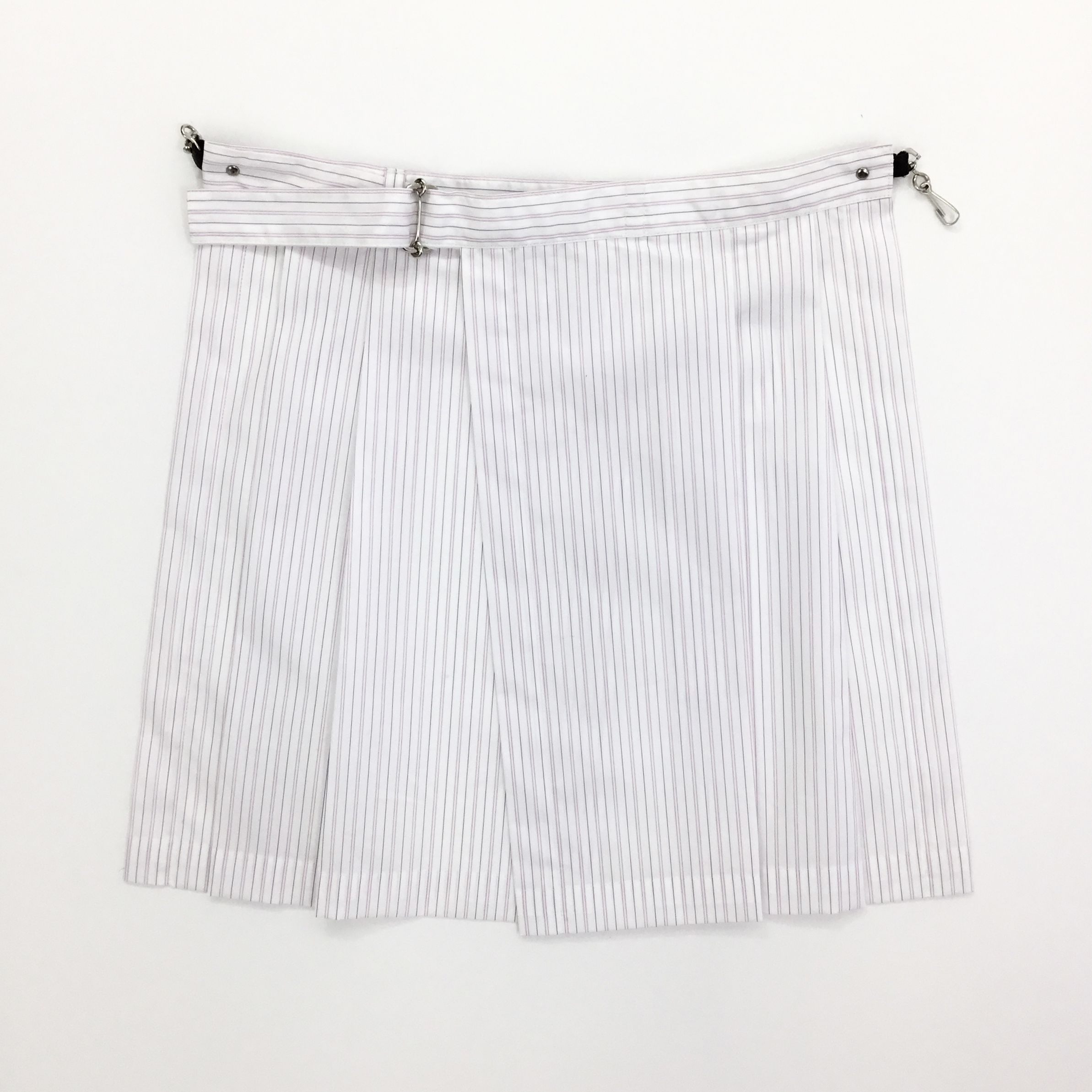 ANTHOLOGIE  /  KILTED SKIRT - STRIPE