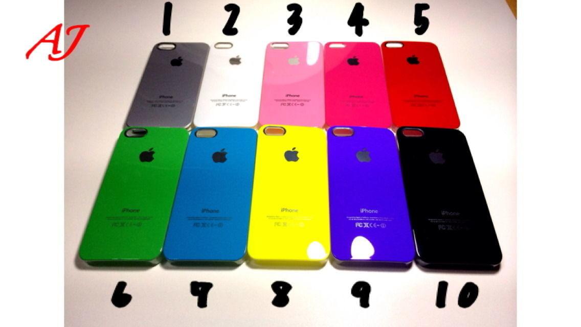 Apple アップルマーク iPhone5/5s用ケース!