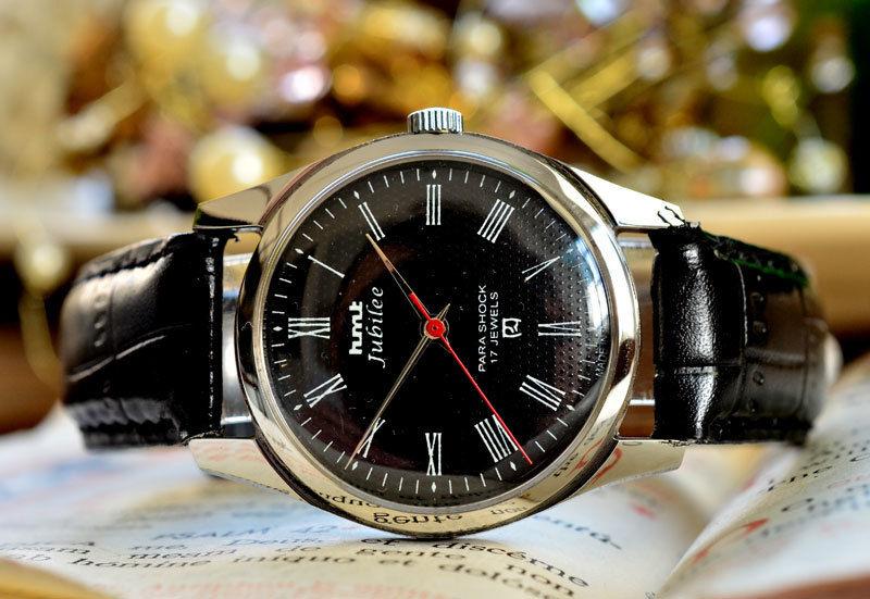 HMT JUBILEE 手巻き腕時計 デッドストック級